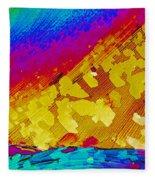 Crystal Ibuprofen Fleece Blanket