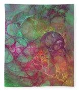 Crystal Ocean Fleece Blanket
