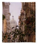 Cuban Romance Fleece Blanket