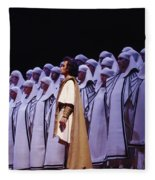 Spectacular Aida Fleece Blanket