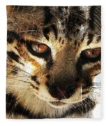 Curious Fleece Blanket