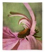 Daisy Fun - A01v04b2t05 Fleece Blanket