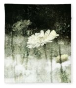 Daisy Love Fleece Blanket