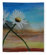 Daisy Mates Fleece Blanket