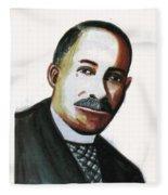 Daniel Hale Williams Fleece Blanket