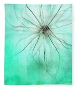 Dar La Luz Fleece Blanket