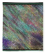 Dare To Be Different Fleece Blanket