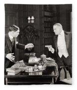 Daredevil Jack, 1920 Fleece Blanket