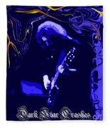 Dark Star Crashes The Grateful Dead Fleece Blanket