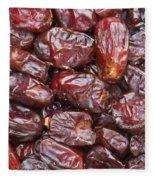 Dates Fleece Blanket