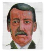 David Livingstone Fleece Blanket