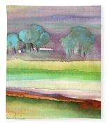 Dawn 22 Fleece Blanket