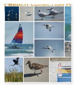 Daytona Beach Collection 2011 Fleece Blanket