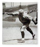 Dazzy Vance (1891-1961) Fleece Blanket