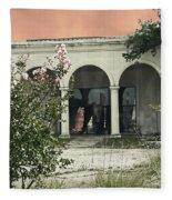 Death Of A Prom Queen Bellemont Baton Rouge Fleece Blanket