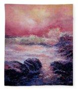 Dee Why Storm Fleece Blanket