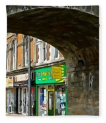 Derry Shops Fleece Blanket