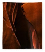 Desert Beam Fleece Blanket