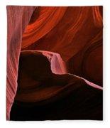Desert Depths Fleece Blanket