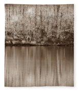 Desolate Splendor S Fleece Blanket