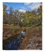 Diamond Creek Fleece Blanket
