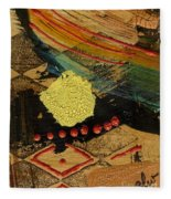 Diamond Sand Storm Fleece Blanket