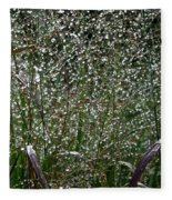 Diamonds By Nature Fleece Blanket