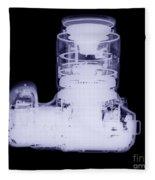 Digital Camera, X-ray Fleece Blanket