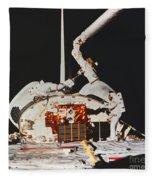 Discovery Spacewalk Fleece Blanket
