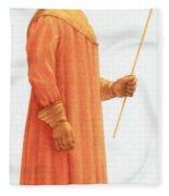 Doctors Protective Clothing Fleece Blanket