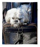 Doggie To Go Fleece Blanket