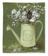 Dogwood Cuttings  Fleece Blanket