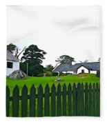 Donegal Home Fleece Blanket