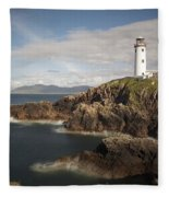 Donegal Lighthouse Fleece Blanket