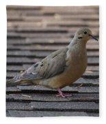 Doves Fleece Blanket