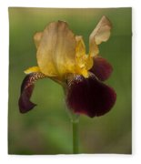 Down Home Two-tone Iris Fleece Blanket