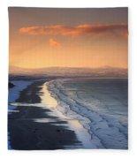 Downhill Strand, Co Derry, Ireland Fleece Blanket