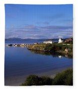 Downings, Rosguill Peninsula, Co Fleece Blanket