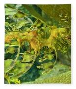 Dragon Seahorse Fleece Blanket