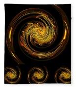 Dragons IIi Fleece Blanket