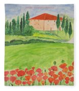 Dream Home Fleece Blanket