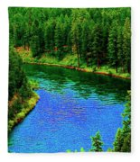 Dreamriver Fleece Blanket