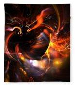 Dreamworld Fleece Blanket