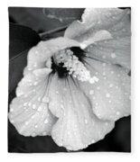 Droplets Fleece Blanket