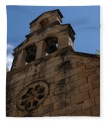 Dubrovnik Church Fleece Blanket