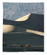 Dune Walkers Fleece Blanket