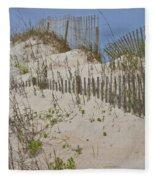 Dunes I Fleece Blanket