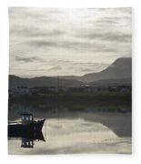 Dunfanaghy, County Donegal, Ireland Fleece Blanket
