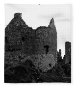 Dunluce Castle Fleece Blanket