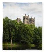Durham Cathedral Fleece Blanket